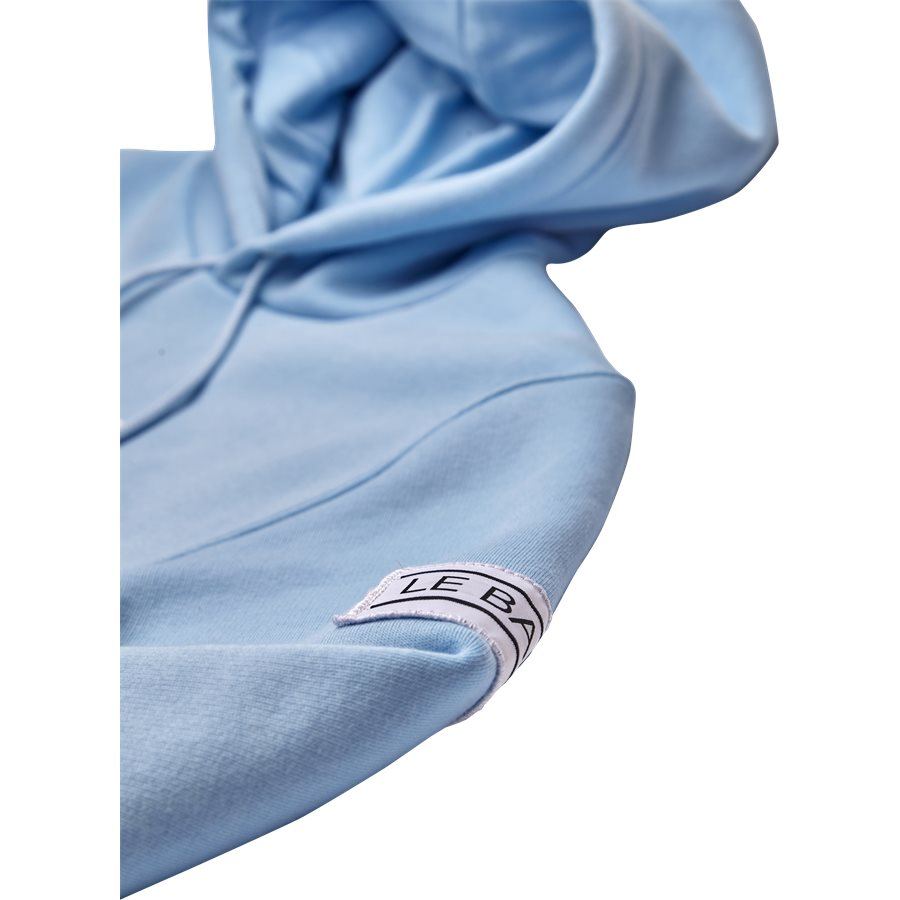 CHATEAUX - Chateaux - Sweatshirts - Regular - ICE BLUE - 5